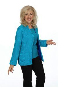 Carol Ann Small standing headshot